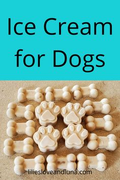 3 ingredient ice cream for dogs is an easy treat to give your dog on a hot day. 3 Ingredient Ice Cream, Greek Yogurt And Peanut Butter, Dog Ice Cream, Frozen Dog Treats, Peanut Butter Dog Treats, Puppy Dog Eyes, Chocolate Ice Cream, Dog Treat Recipes, Frozen Banana