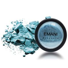 Emani Crushed Mineral Color Dust Shade For Any Occasion, Vegan cosmetics, $10.50, many colors to choose from!