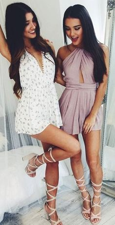 Shop Showpo's hot-to-trot Party Dresses. New looks daily, from sequins to cocktail dresses. Cute Skirt Outfits, Cute Skirts, Mini Skirts, Night Outfits, Summer Outfits, Fashion Outfits, Club Dresses, Sexy Dresses, Matching Outfits Best Friend