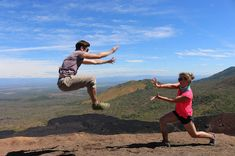 Kapow! A halfway rest during a volcano hike is a good excuse to take pics like this... #nicaragua