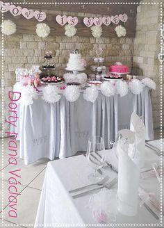 Dorty pana Václava - dessert table - Frama Hory