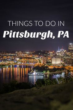 The secret is out -- Pittsburgh is a great place to visit for foodies, art/culture, tech, and city-lovers! Here are some of the best things to do in Pittsburgh, PA | Perfect for a weekend getaway or business trip.