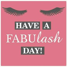 Have a fabulash day! Why not let Rodan + Fields' Lash Boost give you the lashes you have always wanted?