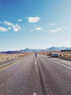 California highway 395 | Gabrielle Assaf | VSCO Grid