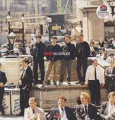 For Sale - Cast All Change UK  2-LP vinyl record set (Double Album) - See this and 250,000 other rare & vintage vinyl records, singles, LPs & CDs at http://eil.com