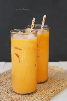 Mami Talks ™: Make Your Own Thai Iced Tea