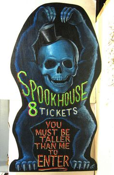 Spookhouse  by KONGA7200, via Flickr