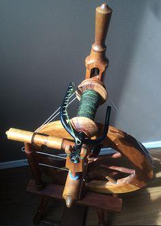 Small Saints custom spins merino wool/dog hair blend.  We use your dog's hair!