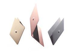 Nowy MacBook posiada proces szóstej generacji dual-core Intel Core M z 1.3 GHz