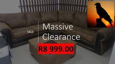 Join us in store for our massive clearance sale