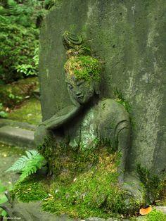 """nakamagome2: """"Resting Buddha (via DameBoudicca) """""""