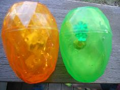 Make ice Easter Eggs! Lots of fun for kids to enjoy and explore.