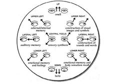 eye movement directions