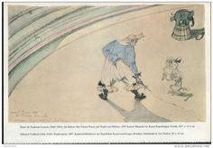 """Druck: Georges Braque  """"Helios"""", Henri de Toulouse-Lautrec """"Im Zirkus""""…"""