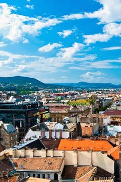 The view from one of Budapest's most visited sites, Buda Castle. Buda Castle Hotel (Hungary) - Jetsetter