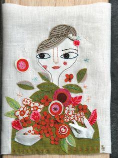 ~Lisa Stubbs - flower girl~
