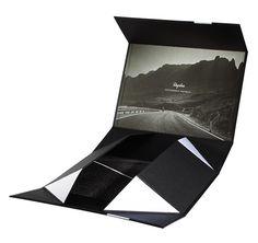Collapsible rigid box