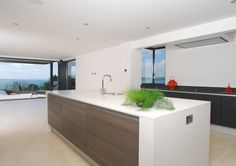 Poggenpohl kitchen Designed and fitted by Roomers in Devon for O J Developments