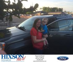https://flic.kr/p/JgE48M | #HappyBirthday to Tiffany from Ben Wightkin at Hixson Ford of Monroe! | deliverymaxx.com/DealerReviews.aspx?DealerCode=M553