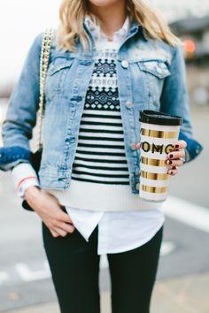 fashion for the preppy : Photo