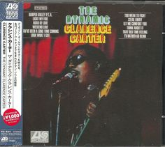 CLARENCE CARTER The Dynamic Japanese CD Sealed w/OBI Atlantic soul #Soul