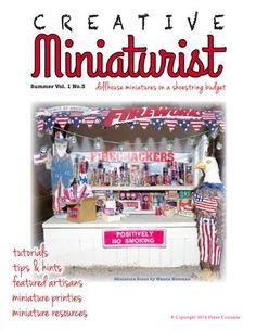 Creative Miniaturist vol 1 no 3