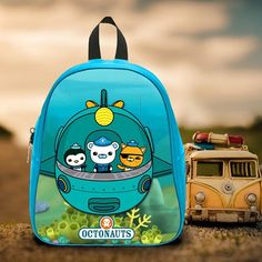 Description Bag - School (Backpack) ============================ This adjustable backpack is perfect for both preschool and elementary school students who wish to express their personality in style.