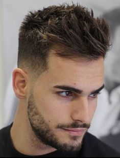 39 Best Men's Haircuts To Start 2016 http://www.menshairstyletrends.com/39-best-mens-haircuts-2016/