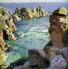 'Logans Rock' - Harold Harvey.