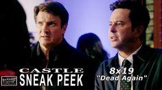 """Castle 8x19 Sneak Peek #5 - Castle Season 8 Episode 19 Sneak Peek """"Dead Again"""""""