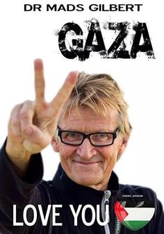Dr Mads Gilbert ~ Norwegian doctor, treating hundreds of victims wounded in Israel's ongoing assault in Gaza - Shifa' hospital