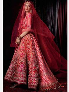 Bridal lehengas by Tarun Tahiliani