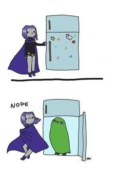 Random Tean Titans drawings i saw on Imgur