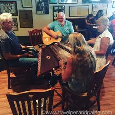 Found a #pub in #Tampa with traditional #Irish #music every 1st #Sunday of the month. Good music food & atmosphere #fourgreenfieldstampa #Florida