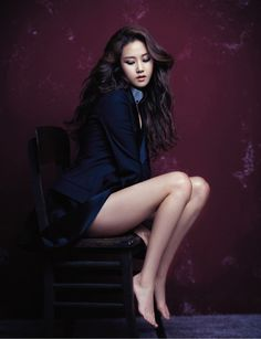 Heo Ga-Yoon for Arena magazine (March 2013)