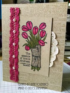 Relax. Make a Card: Love is Kindness