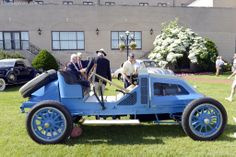 1907 Renault Model 35/45 at the The Elegance at Hershey