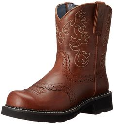 Ariat Women's Fatbaby Saddle Western Cowboy Boot *** You can get additional details at the image link.
