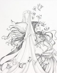 Dancing in the land of the fae. <3
