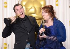 Oscar 2013 BEST ANIMATED FILM : Rebel - The Brave Mark Andrews and Brenda Chapman