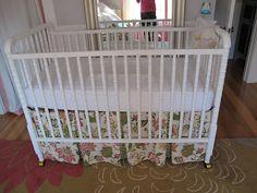 Project Shannon: Carolines crib