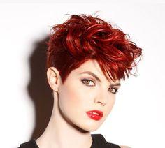 Moda Tagli capelli corti donna inverno 2014