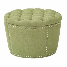 Lacey 2-pc. Tufted Ottoman ($385) ❤ liked on Polyvore featuring home, furniture, ottomans, tufted footstool, tufted ottoman and tufted furniture