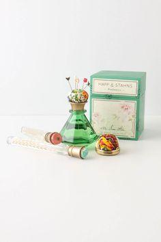 Happ & Stahns Parfum | $30.00 | I love this packaging!