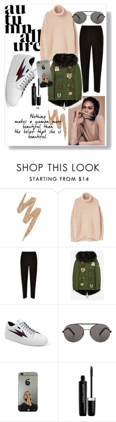 """""""AWF"""" by xxelectre on Polyvore featuring moda, Urban Decay, MANGO, Jaeger, Karl Lagerfeld, Seafolly e Marc Jacobs"""