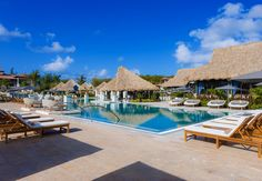 South Sea pool is one of the 3 pools which you can enjoy.