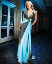 Tony Bowls TBE1872 Halter Dress