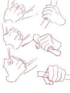 「個人的赤ペン絵と落書き(えちぃのがあるのでR-18)その6」/「0033」の漫画 [pixiv] Manga Drawing Tutorials, Drawing Techniques, Drawing Tips, Art Tutorials, Painting Tutorials, Hand Drawing Reference, Drawing Reference Poses, Poses References, Digital Art Tutorial