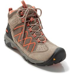 Move fast and feel light during your next day hike with the Keen Verdi II Mid WP hiking boots. #REIGifts