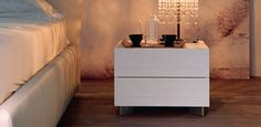Dyno noční stolek / nightstand Filing Cabinet, Nightstand, Storage, Beds, Furniture, Home Decor, Italia, Night, Purse Storage